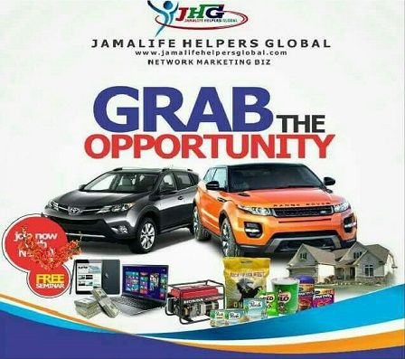 Jamalife Helpers Global Limited