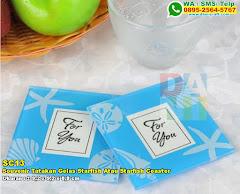 Souvenir Tatakan Gelas Starfish Atau Starfish Coaster