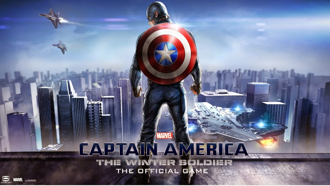 Captain America: The Winter Soldier Official Game