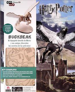 Incredibuilds Buckbeak