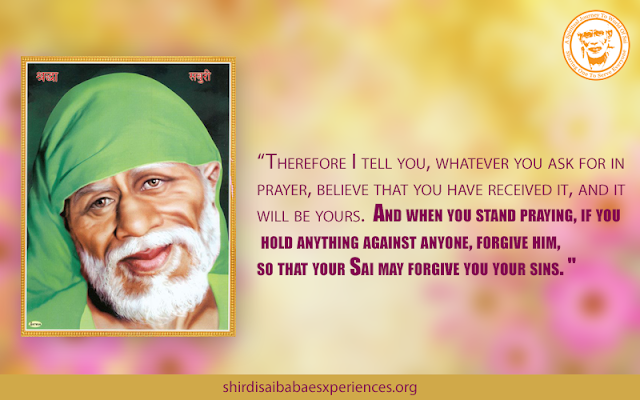 Shirdi Sai Baba Blessings - Experiences Part 2628