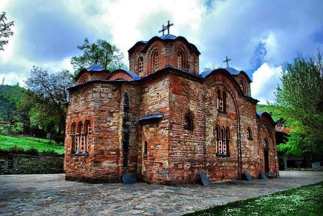 Religion Mazedonien