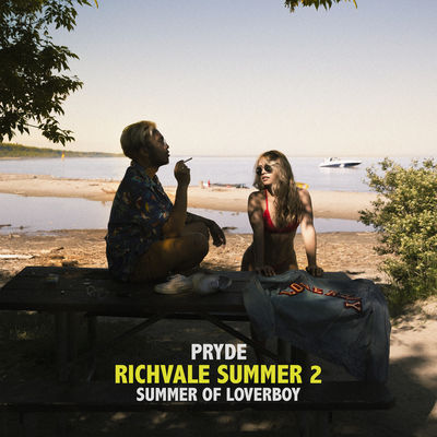 Pryde - Richvale Summer 2: Summer Of Loverboy (EP) - Album Download, Itunes Cover, Official Cover, Album CD Cover Art, Tracklist
