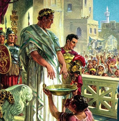 Pontius%2BPilate%2BWashes%2BHis%2BHands.