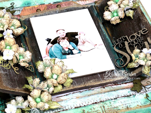 Just love Our Story- Sisterhood Papercrafts