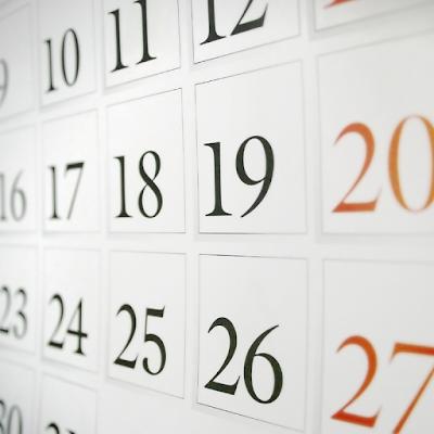 Calendario fiscal 2017: julio