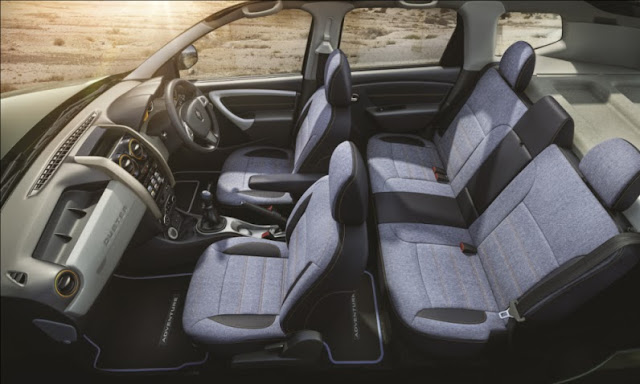 RENAULT INDIA DRIVES IN THE NEW DUSTER ADVENTURE
