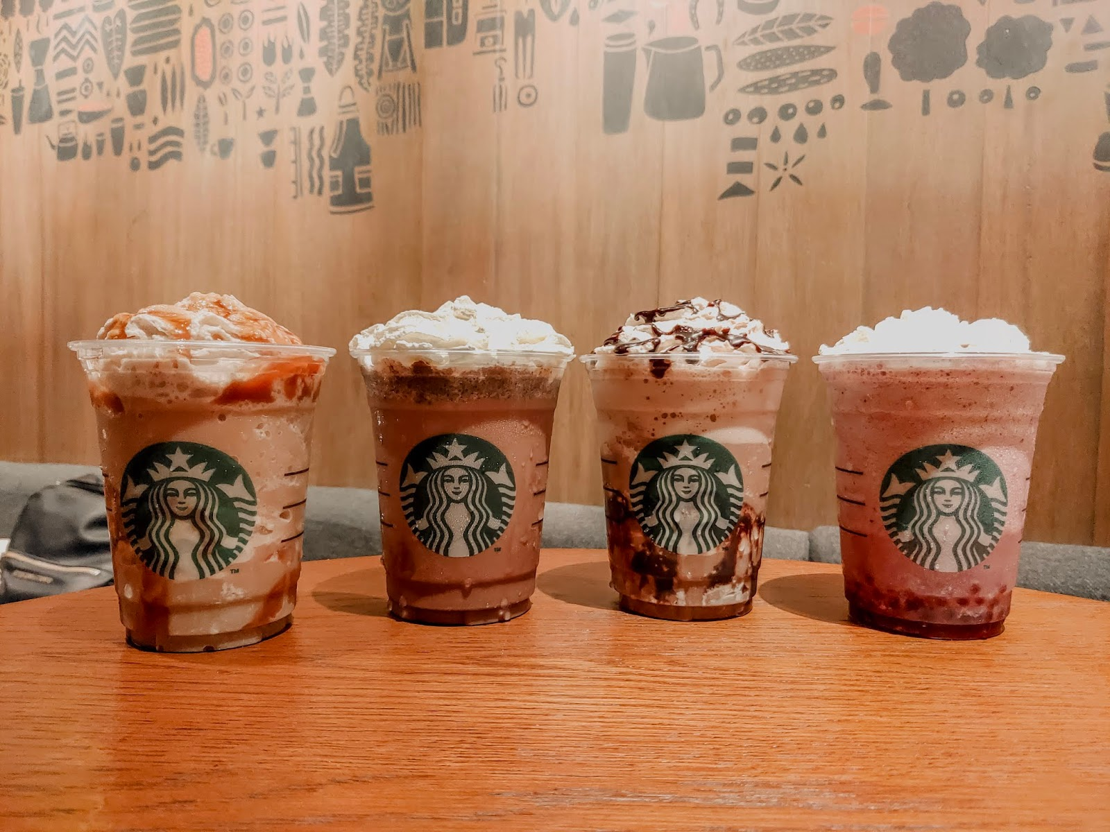 Indulge in Starbucks Summer Getaway