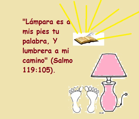 Todo Ministerio Infantil Textos Biblicos en visuales