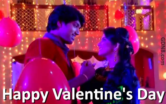 Happy Valentines Day Song - Jorowar Jhumko Serial