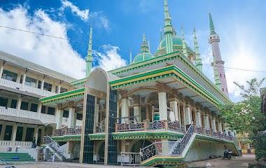 Masjid Shiddieq Zarkasyi PP. An-Nawawi Berjan