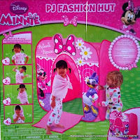 Tenda Disney Minnie PJ Fashion Hut