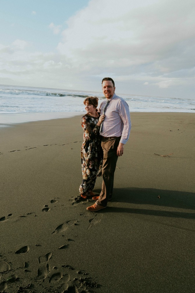 things to do along the northern california coast: visit a beach