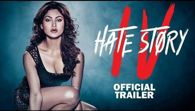 Hate Story IV Official Trailer Watch online