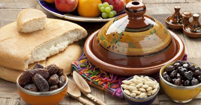 نظام الاكل لمرضى السكري في رمضان