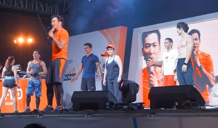 FWD Life Philippines: Get Fit and Live to Move with FitFil National Weight Loss Challenge