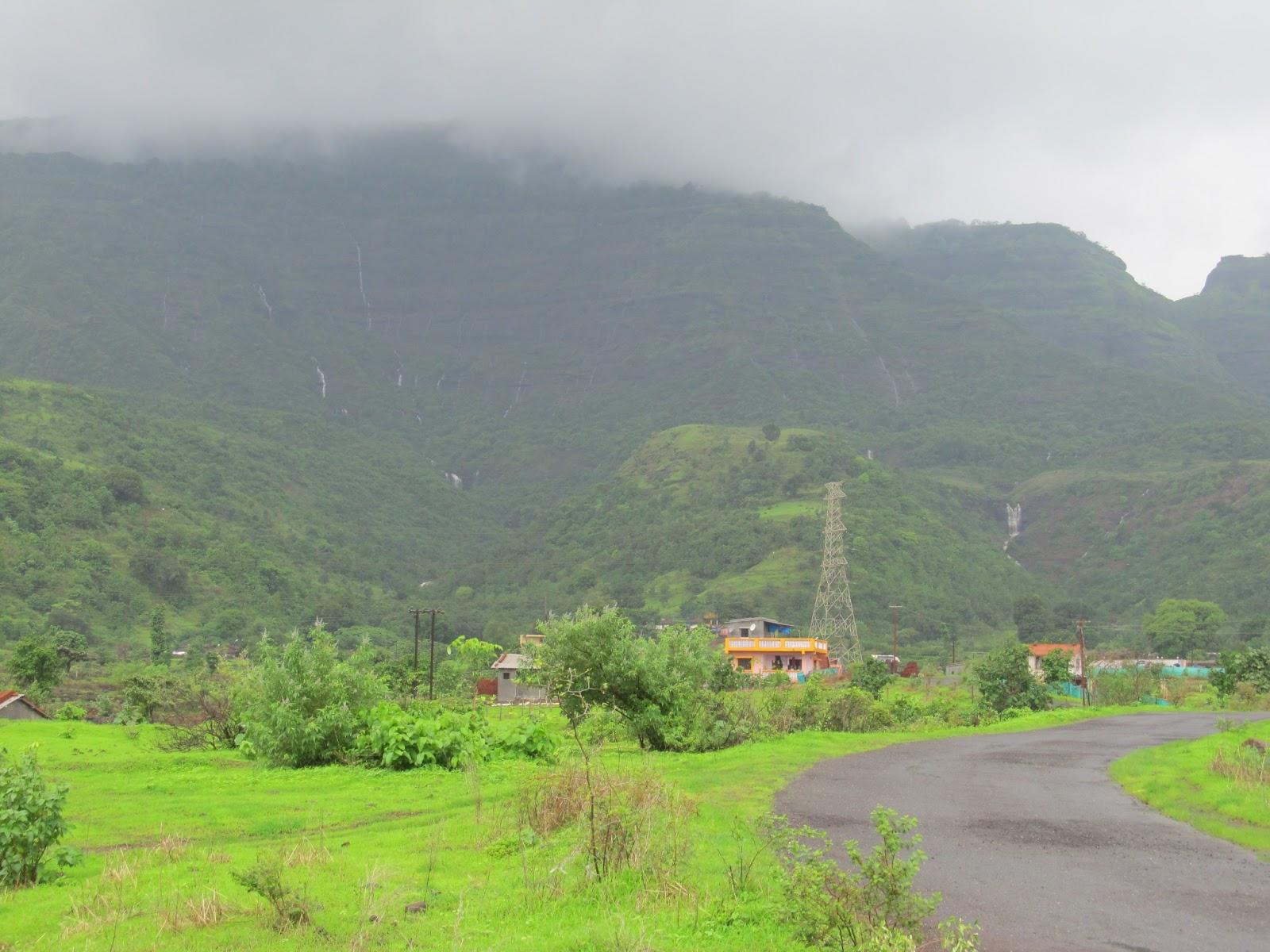 Photos Of Trek Trip Anandwadi Waterfall Near Neral