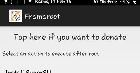 Root Semua Jenis Android Tanpa PC | :: Ari phc ::