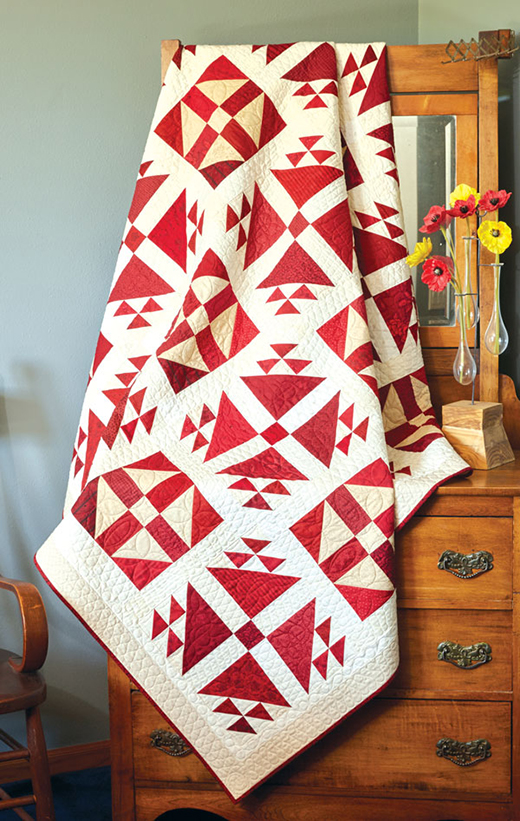 Lincoln's Delight Quilt Free Pattern