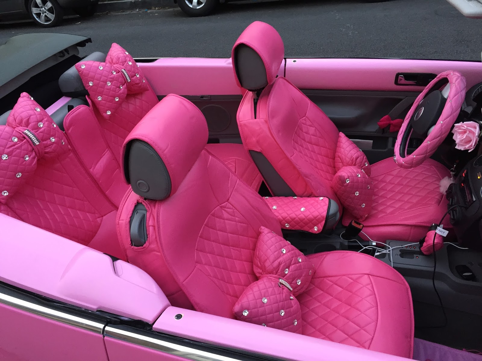 the pink lady of hollywood is kitten kay sera. Black Bedroom Furniture Sets. Home Design Ideas