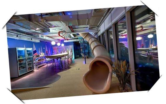 Kantor Baru Google Yang Super Mewah di Tel Aviv
