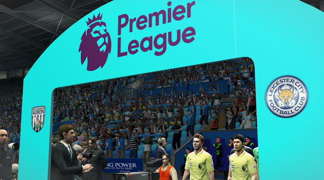 Cinematic Entrance Premier League Season 2016-17