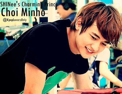 Choi Minho- SHINee