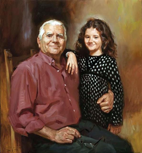 Ben Lustenhouwer, International Art Gallery, Self Portrait, Art Gallery, Ben Lustenhouwer, Portraits of Painters, Fine arts, Self-Portraits, Painter Ben Lustenhouwer