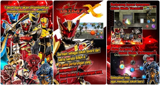 Download BIMA-X Apk v1.14 Mod Unlimited Money Terbaru Gratis