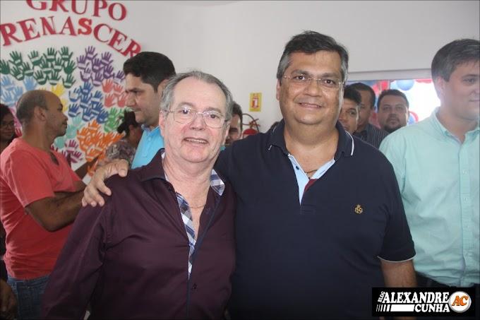 Acompanhado de Levi Pontes e da população, Flávio Dino realiza maratona de inauguração em Chapadinha