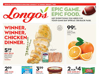 Longos Flyer a fresh tradition valid January 18 - 24 ,2018