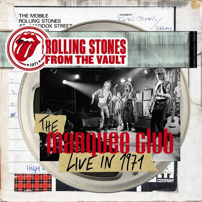 CD+DVD: The Marquee Club Live in 1971 - The Rolling Stones