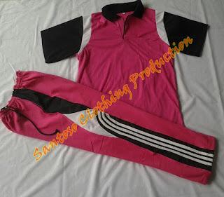 Kaos Olahraga SMA Terbaru Lengan Pendek