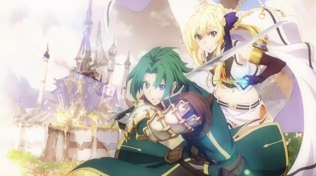 Grancrest Senki - Anime Romance Happy Ending