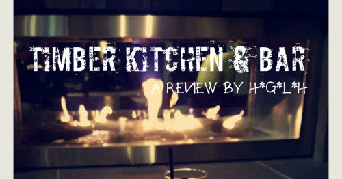A Review: Timber Kitchen & Bar