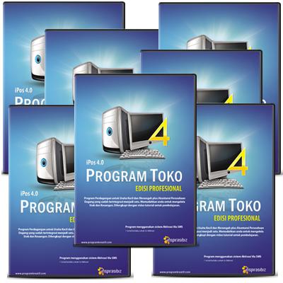 Program Penjualan Retail Dan Grosir Untuk Ukm