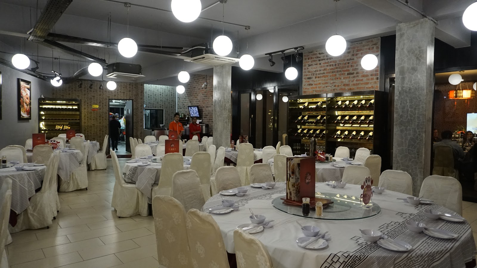 Super Lunch Ming Chu Seafood Restaurant Bandar Baru