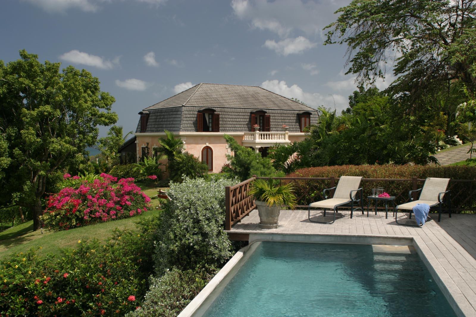 travel 2 the caribbean blog: luxury tobago getaway - the villas at