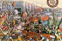(Ebook) 1453 Detik-Detik Jatuhnya Konstatinopel ke Tangan Muslim - Roger Crowley