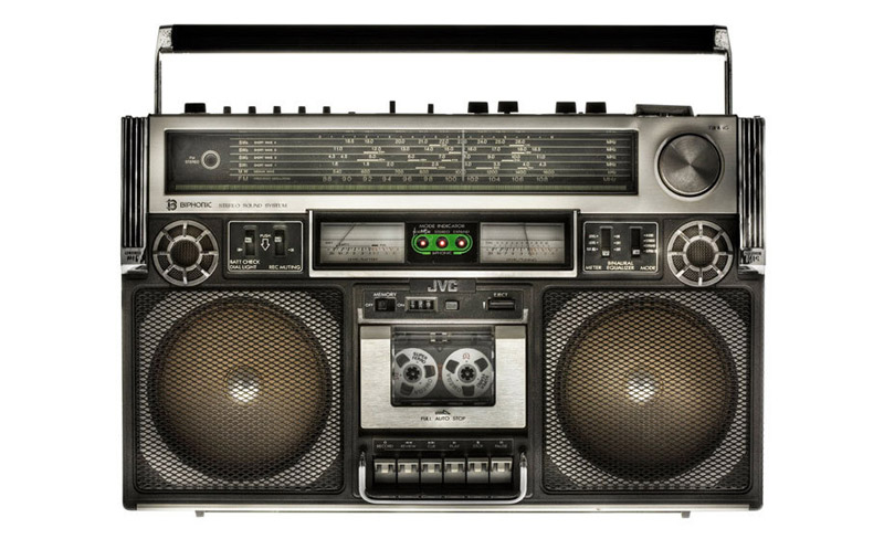 How You Can Still Rock an 80s Boombox with Style - SoundSpare  |80s Boombox