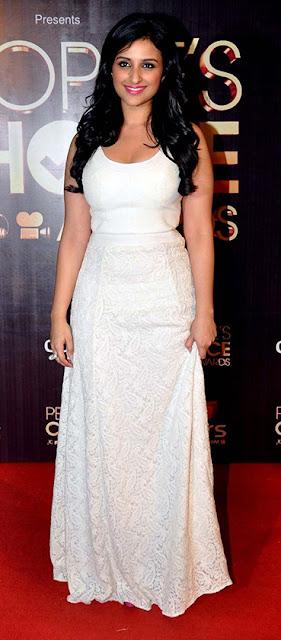 Parineeti chopra white dress I  fashion, style tips