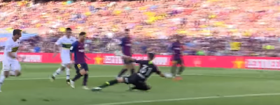 برشلونة يتوج بلقب كأس خوان جامبر بثلاثية فى مرمى بوكا جونيورز الأرجنتينى