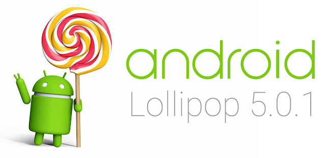 Android v5.0 – v5.1 Lollipop