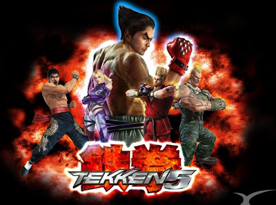 Tekken 5 free download full version-alsogames.