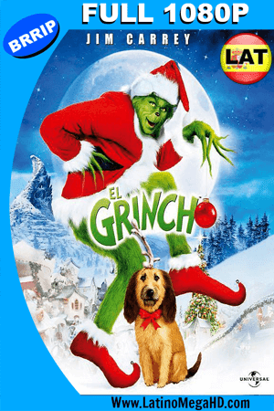 El Grinch (2000) Latino Full HD 1080P ()
