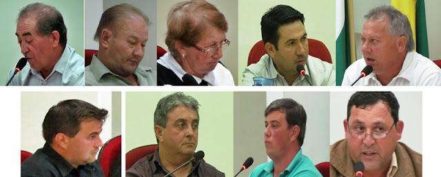 Roncador: Dos nove atuais vereadores, oito disputam a reeleição
