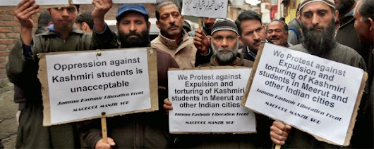 67 Kashmiri students suspended for supporting Pakistan's cricket team