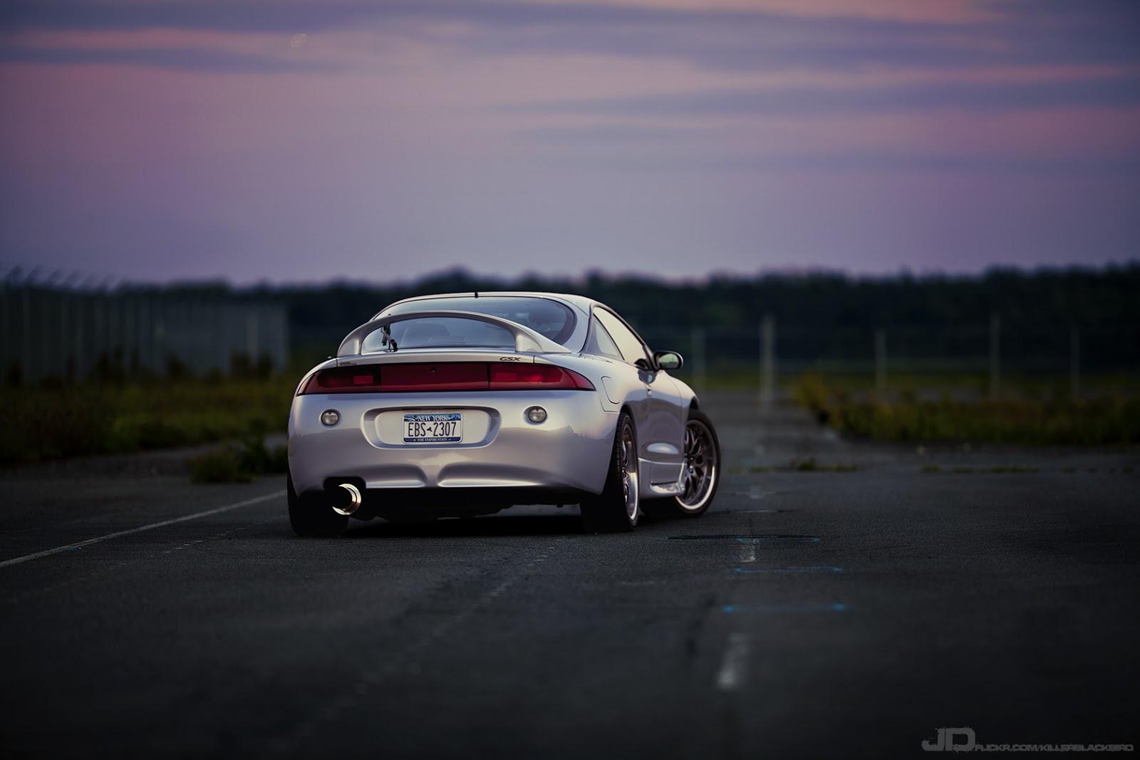 Mitsubishi Eclipse 2G, GSX, turbo, AWD, ciekawe coupe, fajne, dla młodego, JDM, specyfikacja, info