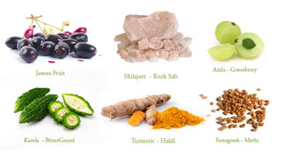 Healing Food for Diabetes