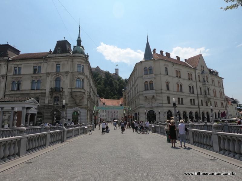 Ponte Tripla Ljubljana Eslovênia